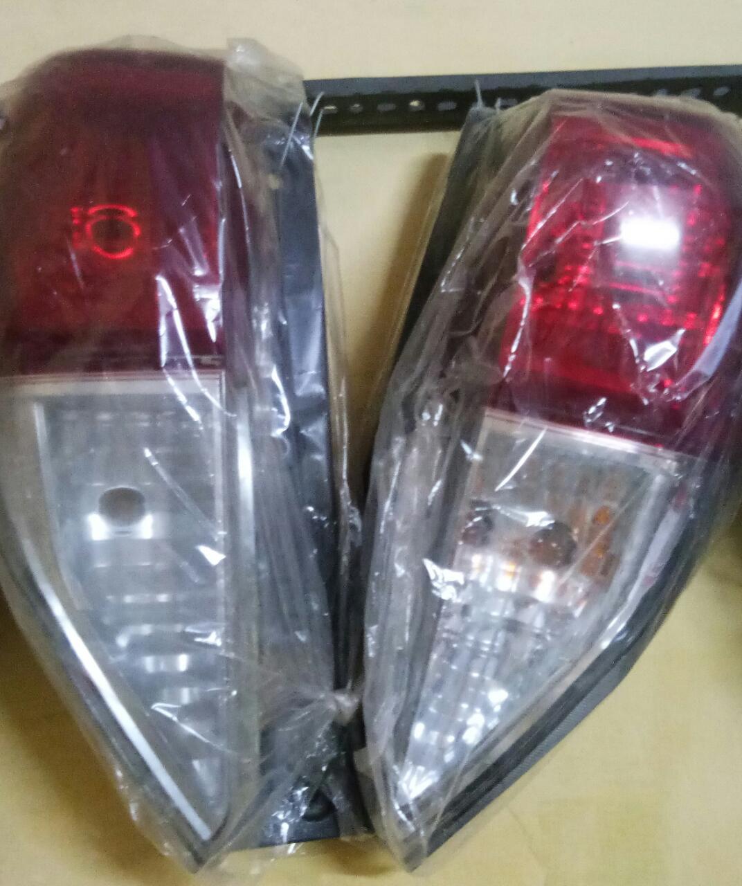 Toyota Innova Crysta Tail Lights