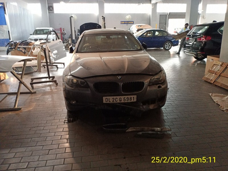 Salvage BMW