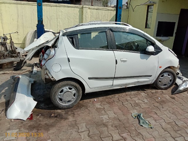 salvage chevrolet beat