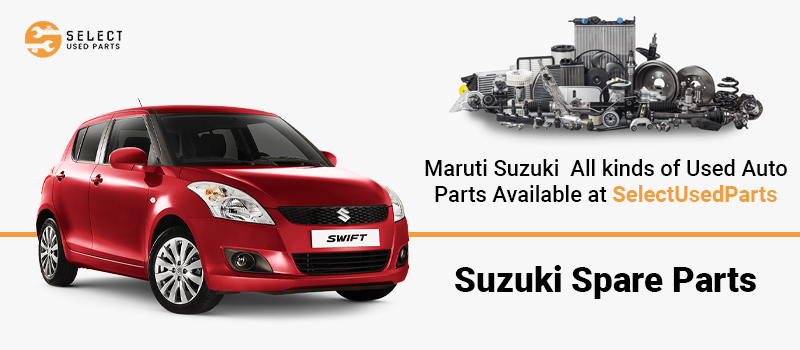 maruti suzuki used auto parts