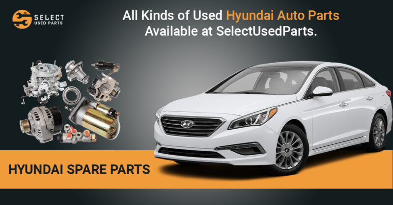 hyundai used auto parts