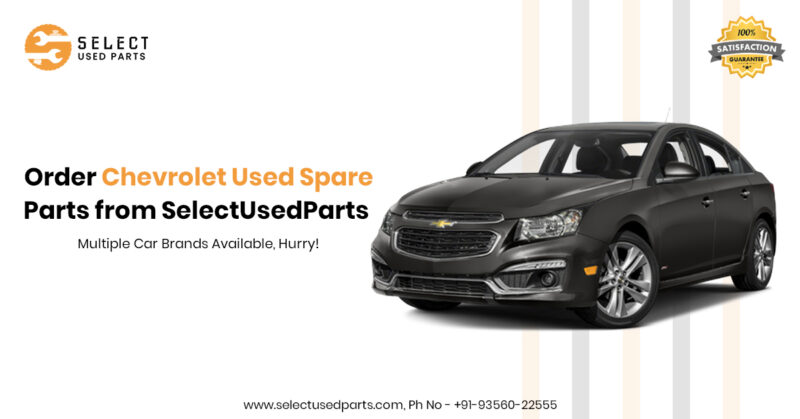 second hand chevrolet parts