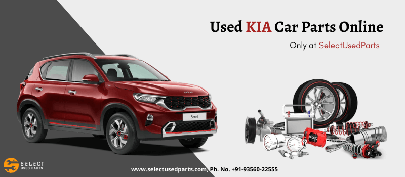 Used KIA Car Parts Online